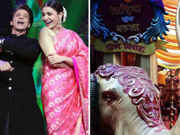 BREAKING LEAK: शाहरूख - अनुष्का की बौने वाली फिल्म...लीक हुआ सीन...खुल गया राज़
