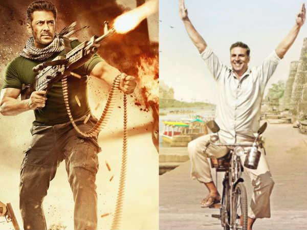 BOOKED: सलमान खान और अक्षय कुमार ने मिलाया हाथ....400 करोड़ के लिए!
