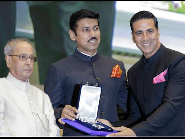 अक्षय कुमार नेशनल अवॉर्ड कंट्रोवर्सी