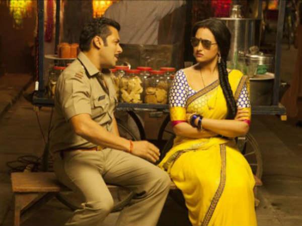 'दबंग 3' पर सलमान खान का धमाकेदार बयान.. रो पड़ेंगी सोनाक्षी सिन्हा!
