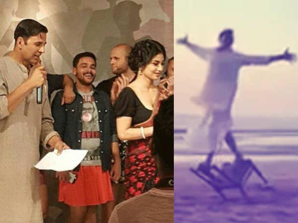 #PictureKhatam: अक्षय कुमार की फिल्म का आखिरी सीन....15 अगस्त 2018