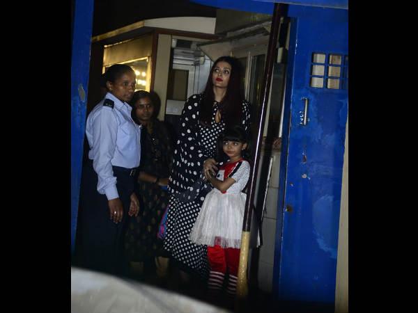 अवार्ड शो नहीं बच्चों के एनुअल फंक्शन में पहुंचे ऐश्वर्या-शाहरुख..यूं आए नजर
