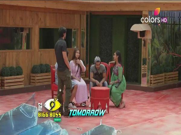 VIDEO:अर्शी खान के हाथ BIGG BOSS POWER..शिल्पा शिंदे..घर से OUT!