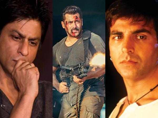 CHALLENGE...अक्षय से लेकर शाहरुख तक...टाईगर जिंदा है के रिकॉर्ड को छू भी नही सकेगे ये स्टार्स !
