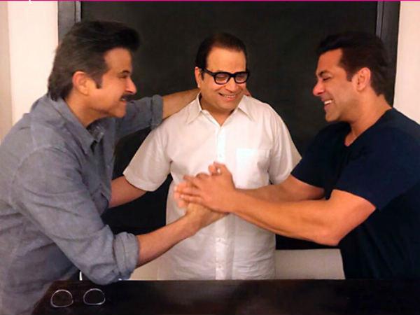 सलमान खान 'रेस 3' हुई और भी धमाकेदार.. एक और सुपरस्टार की एंट्री!