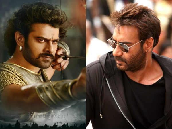 'बाहुबली' आए और सारे 'KHAN' धरे रह गए.. सिर्फ अजय देवगन टिके.. ROUND UP