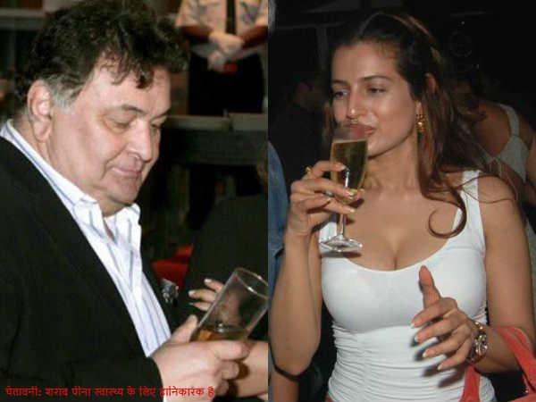 इनका शराब के बिना नहीं चलता काम.. बॉलीवुड के 10 स्टार्स.. ड्रिंक करते पकड़े गए..PICS