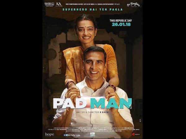 Latest.. अक्षय कुमार की 'पैडमैन'.. शानदार नई झलक और ट्रेलर का धमाका!
