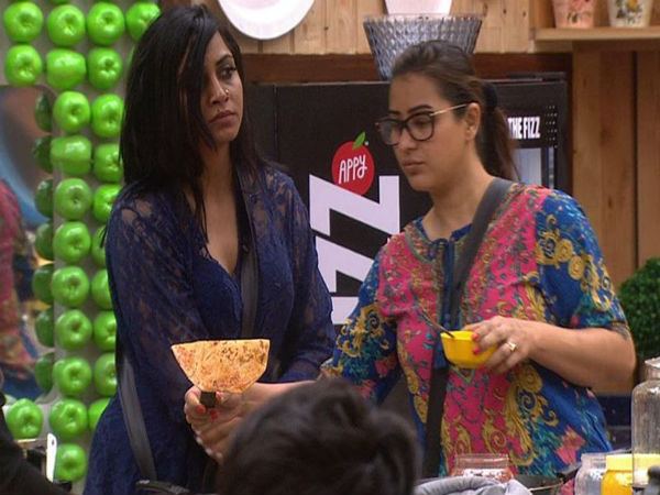 BIGG BOSS:शिल्पा शिंदे ने दिखाया असली रंग..धमकी भरा VIDEO VIRAL