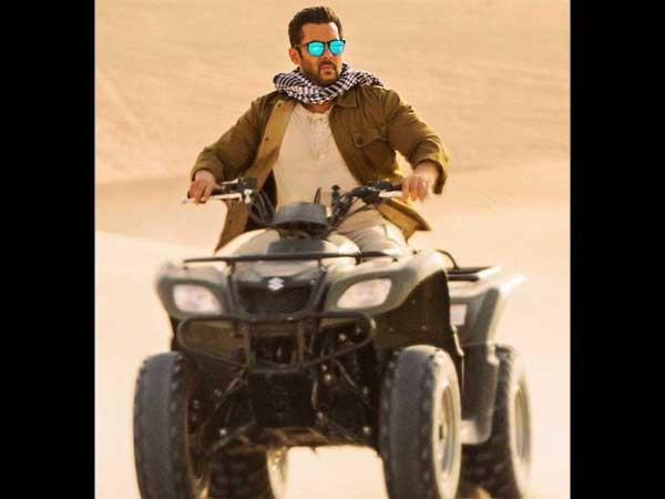 'टाईगर जिंदा है' में सलमान खान की एंट्री.. एकदम ब्लॉकबस्टर.. लेकिन है ये TWIST
