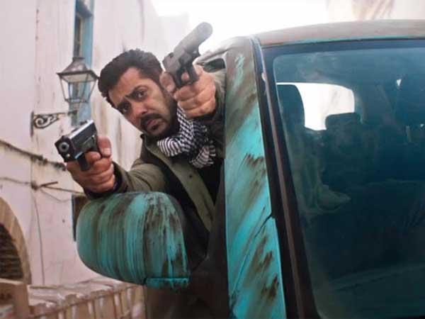 ''सलमान खान की सुल्तान से.. काफी बड़ी होगी टाईगर जिंदा है....''