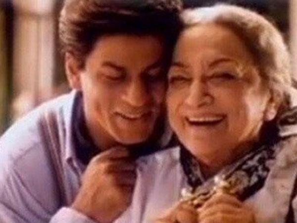 नहीं रहीं देवदास में शाहरुख खान की दादी का किरदार निभाने वालीं अवा मुखर्जी