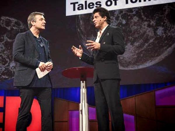 शाहरूख खान-टेड टॅाक