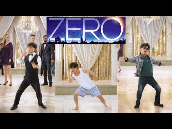 शाहरुख के ZERO टीजर में...5 गलतिया साफ नजर आ रही है..आपने नोटिस किया?