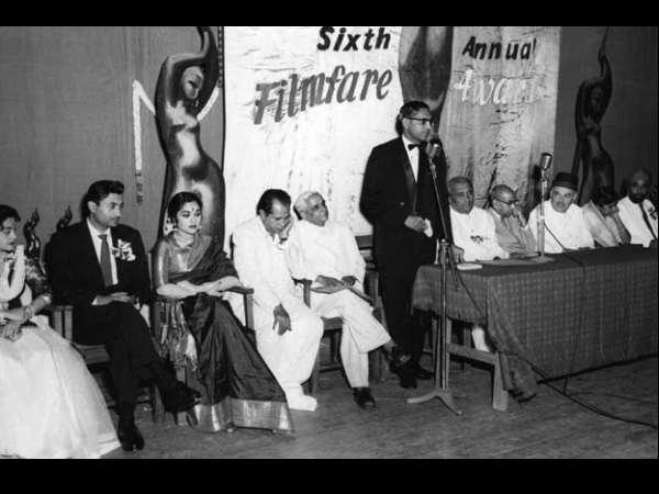 फिल्मफेयर अवार्ड की पुरानी यादें