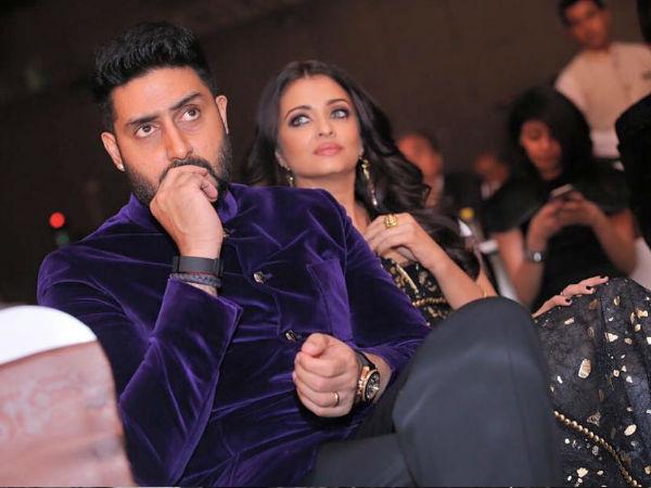 परिवार के साथ अभिषेक बच्चन का जन्मदिन नहीं मनाना चाहतीं ऐश्वर्या..SHOCKING