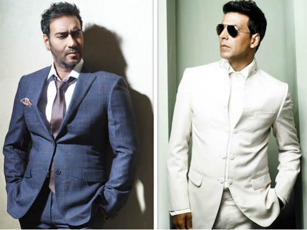 एक बार फिर.. अजय देवगन VS अक्षय कुमार.. तलहका होना FINAL है!