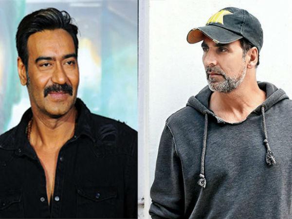 ALERT:अक्षय की पैडमैन से पहले..अजय देवगन करेंगे 7 दिन बाद ब्लाॅकबस्टर धमाका...