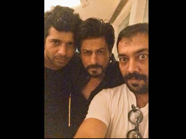 जब तक मैं शाहरूख के साथ फिल्म नहीं कर लेता....तब तक मैं BOLLYWOOD नहीं छोड़ूंगा