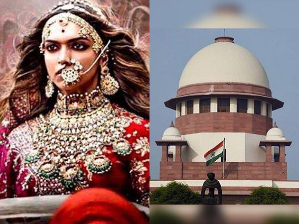 4 राज्यों नें बैन है PADMAVAT...परेशान फिल्म मेकर्स ने सुप्रीम कोर्ट से लगाई गुहार