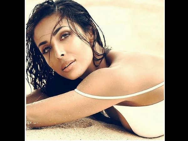 bold picture of actress Malaika Arora going viral - Hindi Filmibeat