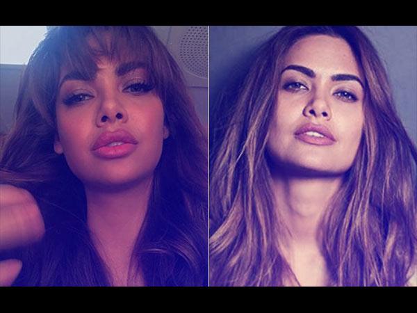 होंठ कभी झूठ नहीं बोलते...ईशा गुप्ता की इन तस्वीरों ने सोशल मीडिया में मचाया धमाल