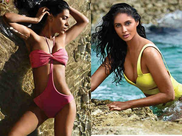 2018 का सबसे Hot Dhamaka.. बिकिनी ऐसी तस्वीरें.. फटी रह जाएंगी आंखें