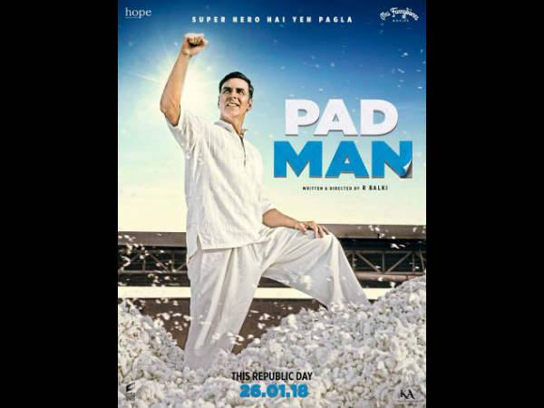 रिलीज से पहले ही.. अक्षय कुमार की 'पैडमैन' सुपरहिट.. 65 करोड़ कलेक्शन!