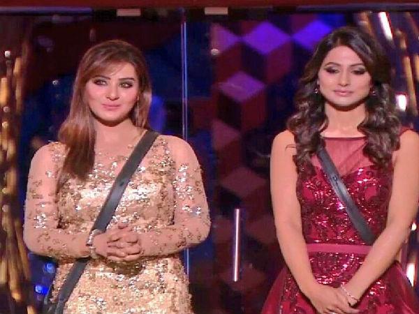 क्या हिना खान ने लिया हार का बदला...शिल्पा शिंदे के साथ...वीडियो VIRAL !