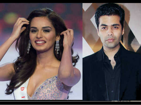 karan-johar-denies-rumors-manushi-chillar-debut-with-student-of-the-year-2