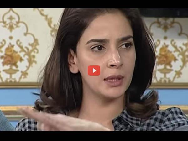 इंटरव्यू में रो पड़ीं सबा कमर..बताया कैसे होता है पाकिस्तानियों के साथ सुलूक!