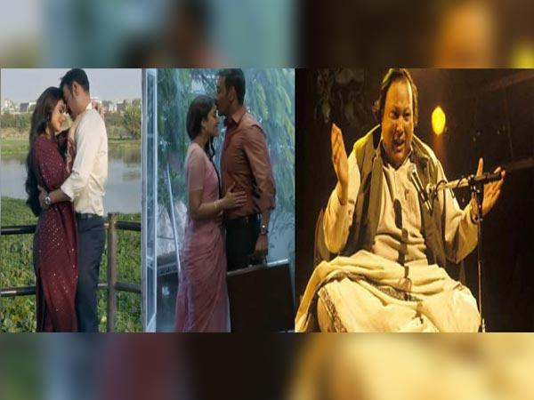 'मेरे रश्के कमर' के बाद रेड में अजय देवगन, नुसरत साहब के इस गाने में करेंगे रोमांस