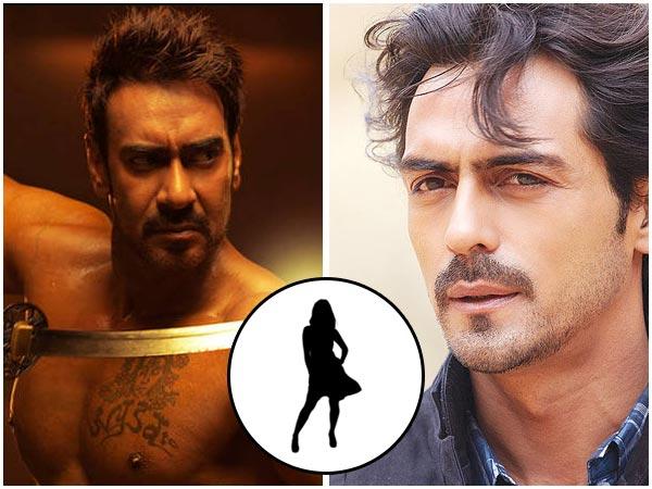 अजय और अक्षय के साथ काम करने के बाद ये हॉट एक्ट्रेस फिल्म पलटन में आएगी नजर