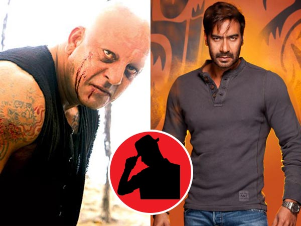 अजय देवगन और संजय दत्त की खतरनाक फिल्म में इस हीरो की हुई एंट्री