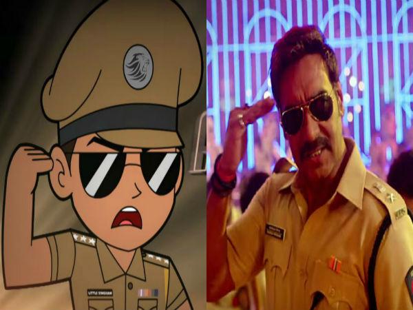 अप्रैल 2018 में सिंघम नहीं अजय देवगन का सुपर हीरो DHAMAKA