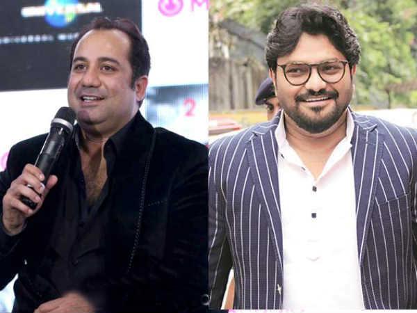 राहत फतेह अली खान से नहीं उनके पाकिस्तानी होने से प्रॉबल्म है - बाबुल सुप्रियो