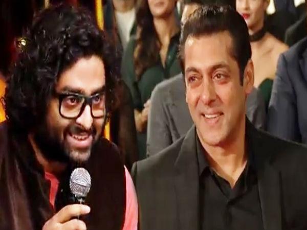 SHOCKING : सलमान खान के लिए गाना गा सकते है अरिजित, खत्म होगी दुश्मनी