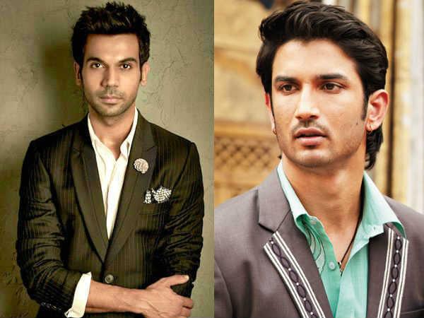 नहीं ऑफर हुई राजकुमार राव के साथ कोई फिल्म, सुशांत सिंह राजपूत ने  बताया सच