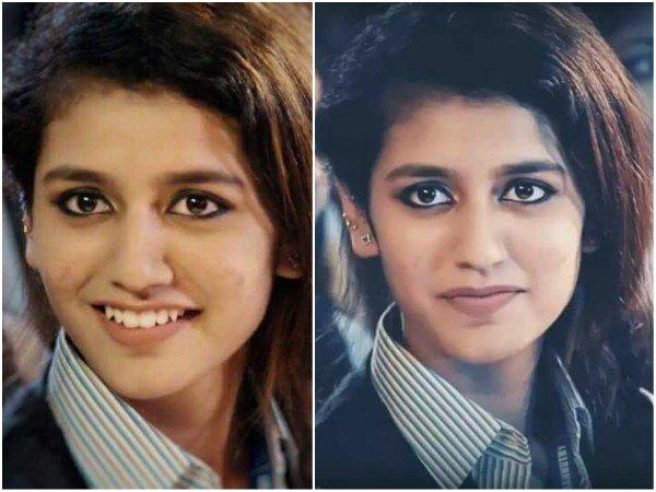 प्रिया प्रकाश पर मुस्लिम भावनाएं आहत करने को लेकर FIR दर्ज, होगी कार्यवाही