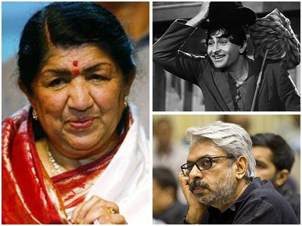 संगीत के लिए लता मंगेशकर ने राजकपूर से की संजय लीला भंसाली की तुलना, बताया पसंदीदा निर्देशक