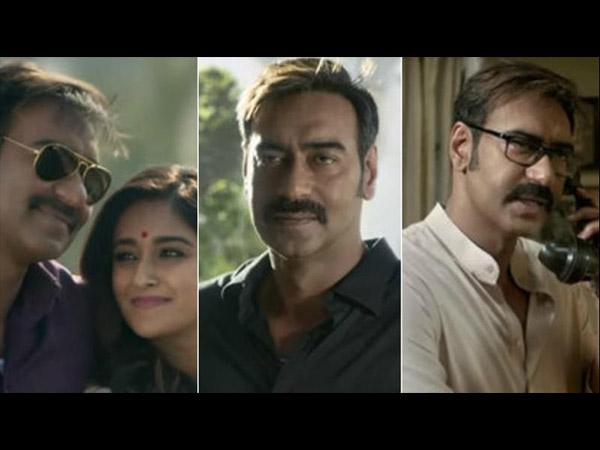 BOX OFFICE: 4 दिन.. अजय देवगन ने अक्षय कुमार को किया पीछे.. शानदार कमाई!