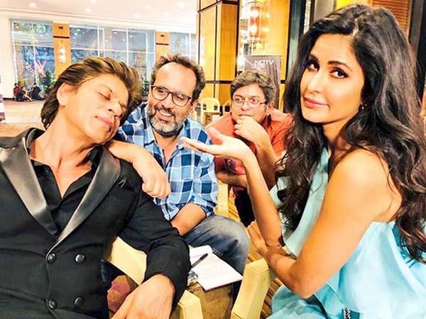 जीरो के लिए आनंद एल राय का ऐलान, कहा शानदार साबित होगी शाहरुख की ये फिल्म