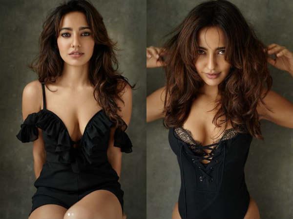 नेहा शर्मा ने पोस्ट की क्लीवेज वाली तस्वीरें, लोगों ने पूछा- फिल्में नहीं मिल रहीं क्या !