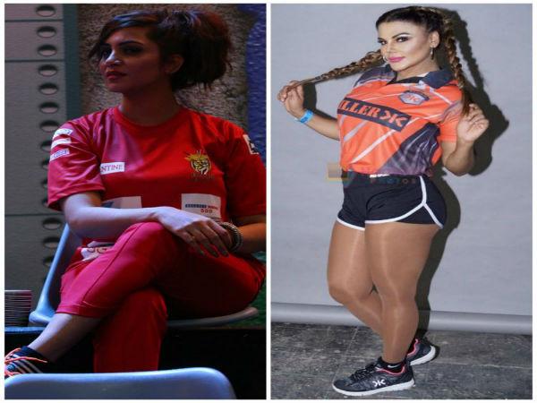 अर्शी खान,राखी सावंत ने लाइव शो में किया अश्लील लैला डांस,वीडियो VIRAL