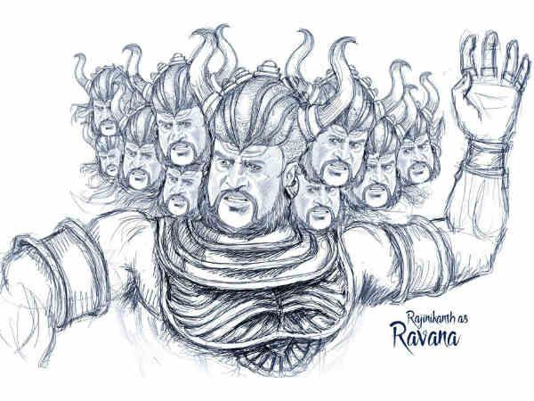 रावण - रजनीकांत