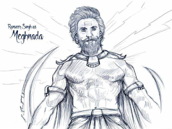 मेघनाद - रणवीर सिंह