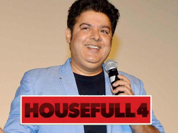 हाउसफुल 4 पर साजिद खान ने कहा-