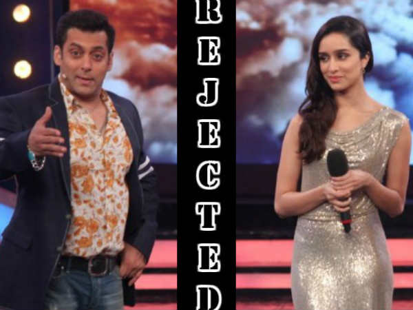 Did Shraddha Kapoor Rejected Film With Salman Khan