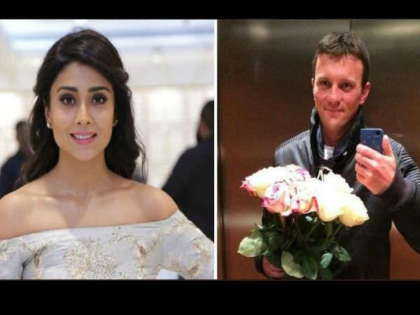 श्रेया सरन ने दिया फैन्स को सरप्राइज, रूसी ब्वॉयफ्रेंड से रचाई शादी