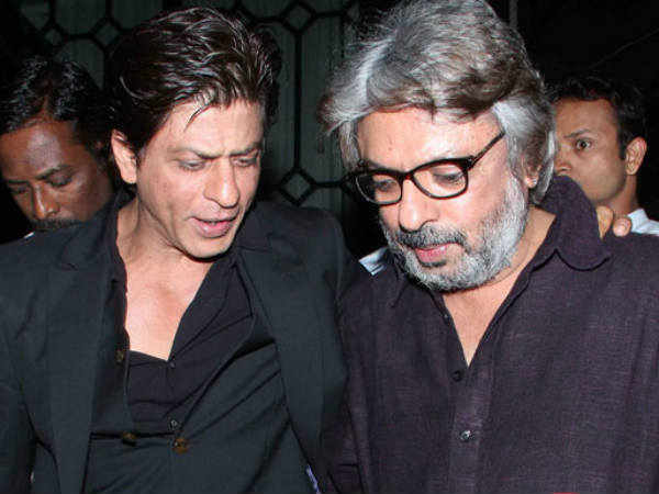 देवदास के बाद- शाहरुख खान के साथ फिर जुड़े संजय लीला भंसाली